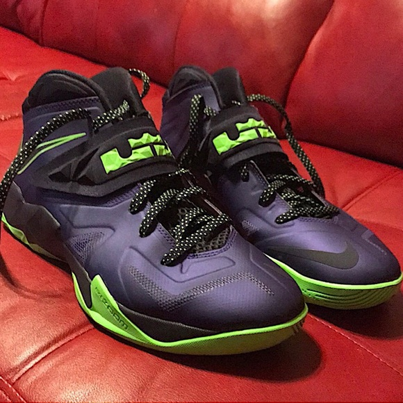 b6a1e5de522a Nike ✓️Lebron James Zoom Soldier VII 7. M 5bde455a7386bc7c6b3f58ed